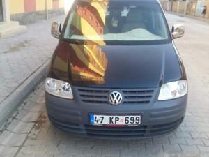 2008 model Volkswagen Caddy 1.9 TDI Kombi Life