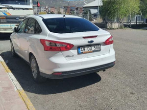 ikinciel Ford Focus 1.6 TiVCT Style
