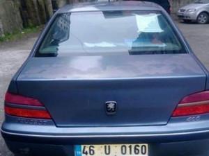 2. sahibinden Peugeot 406 2.0 HDI SV