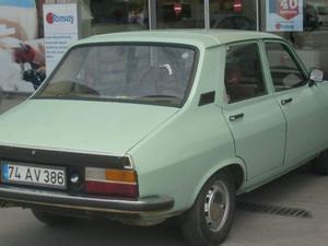 Renault R 12 TS 101666 km