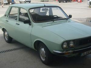1. sahibinden Renault R 12 TS