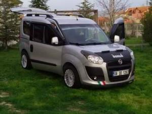 Düz Vites Fiat Doblo Combi 1.3 Multijet Elegance