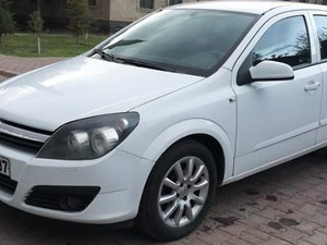 2006 model Opel Astra 1.6 Elegance Twinport