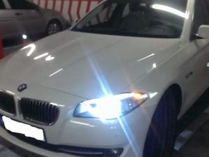 2011 yil BMW 5 Serisi 520d