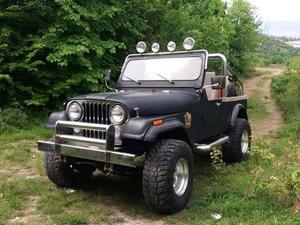 kiralık jeep 4x4 efsane