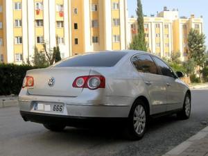 Volkswagen Passat 1.6 Trendline 53750 TL