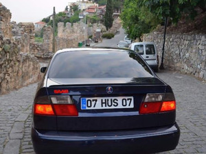 2. sahibinden Saab 95 2.0