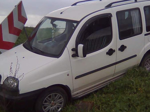 2004 model Fiat Doblo 1.3 Multijet Active