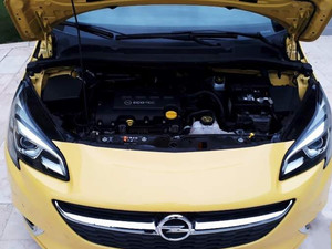 2015 modeli Opel Corsa 1.4i Color Edition