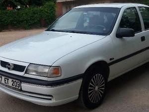 Kahramanmaraş Elbistan Pınarbaşı Mah. Opel Vectra 2.0 GLS
