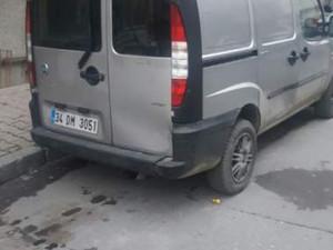 İstanbul Gaziosmanpaşa Karadeniz Mah. Fiat Doblo 1.3 Maxi Multijet