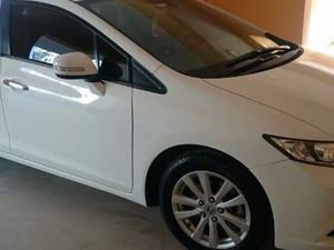 2012 modeli Honda Civic 1.6 Elegance