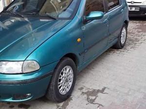 Benzin / LPG Fiat Palio 1.6 HL