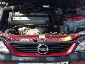 Konya Akşehir İstasyon Mah. Opel Vectra 2.0 GLS