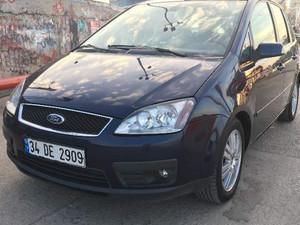 Mersin Akdeniz Bahçe Mah Ford CMax 1.6 TDCi Ghia
