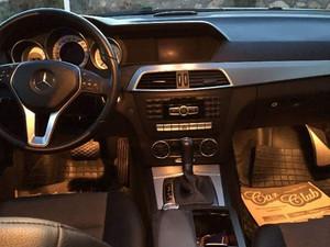 2012 model Mercedes Benz 180