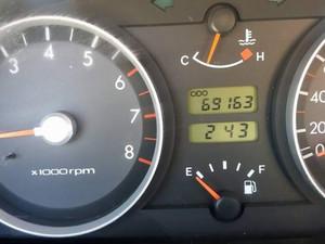 Hyundai Getz 1.3 GLS Gri
