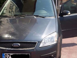 Antalya Konyaaltı Hurma Mah. Ford CMax 1.6 TDCi Ghia