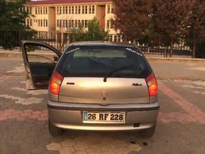 Benzin Fiat Palio 1.6 HL