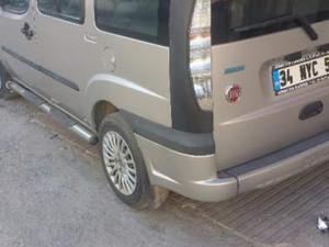2004 22500 TL Fiat Doblo Combi 1.9 JTD Dynamic