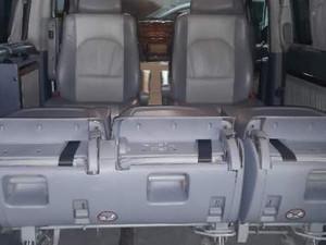 2004 model Mercedes Benz Viano 2.2 CDI Ambiente Kısa