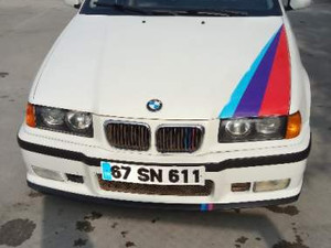 Otomatik Vites BMW 3 Serisi 318i
