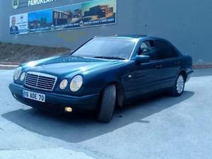 Mercedes Benz E 200 Elegance ANTRASİT