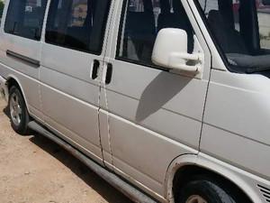 1998 23800 TL Volkswagen Transporter 2.5 TDI Camlı Van