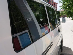 2. sahibinden Volkswagen Transporter 2.5 TDI Camlı Van