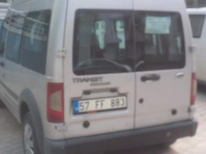 Ford Transit Connect K220s