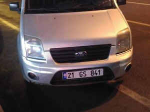 Düz Vites Ford Tourneo Connect 75PS