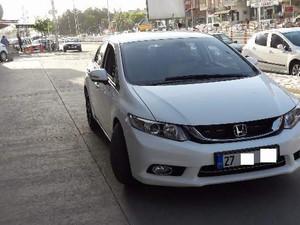 sorunsuz Honda Civic 1.6 iVTEC Premium