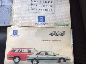Peugeot 406 2.0 SV 123000 km