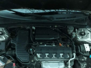 Benzin Honda Civic 1.6 VTEC LS