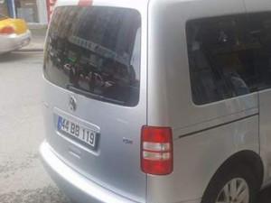 Malatya Yeşilyurt Gündüzbey Bld. Volkswagen Caddy 1.6 TDI Comfortline