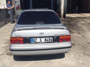Toyota Corolla 1.6 GLi 212000 km