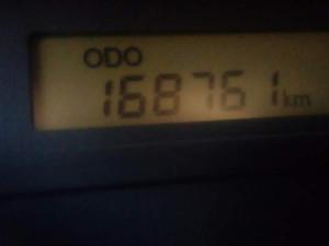 Hyundai Accent Era 1.5 CRDi Team 168000 km