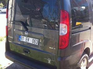 ikinciel Fiat Doblo 1.3 Multijet Dynamic