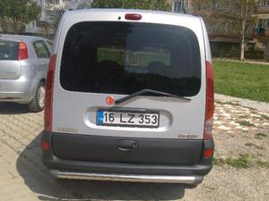 Bursa Mustafakemalpaşa Atatürk Mah. Renault Kangoo 1.4 RNA