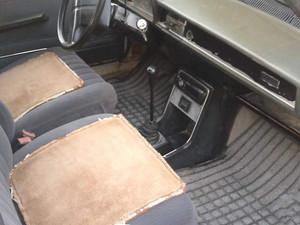 Düz Vites Renault R 12 Toros TN