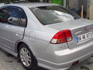 Ankara Sincan Pınarbaşı Mah. Honda Civic 1.6 VTEC ES