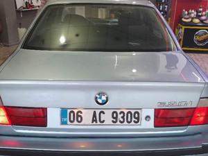 1991 BMW 520i 24V 150 HP M50 MOTOR E34 TERTEMİZZ
