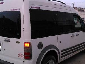 Camlı Van Ford Transit Connect T220L LX