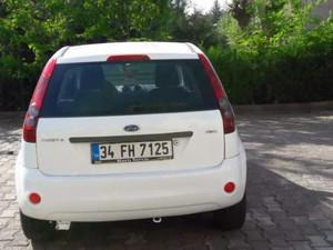 2007 22500 TL Ford Fiesta 1.4 TDCi Comfort