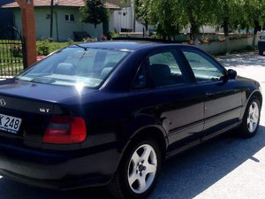 sorunsuz Audi A4 1.8 T