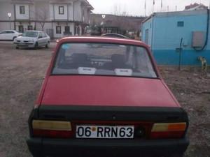 1994 12500 TL Renault R 12 Toros GTS