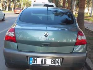 2004 model Renault Megane 1.6 Dynamic