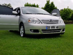 2006 model Toyota Corolla 1.6 Terra Special