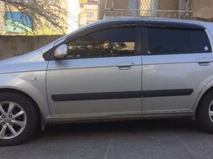 2. sahibinden Hyundai Getz 1.4 DOHC