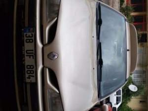 Renault Megane 2.0 RXT Bej